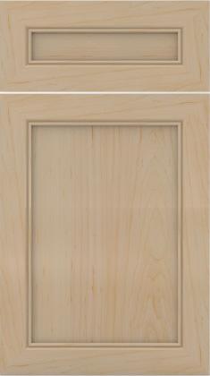 """Solid Wood Doors Preston 1 (2 1/4"""")"""