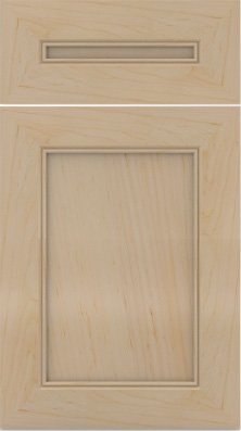 "Solid Wood Doors Preston 1 (2 7/8"")"