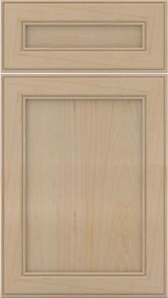 """Solid Wood Doors Preston 2 (2 1/4"""")"""