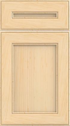 """Solid Wood Doors Preston 2 (2 7/8"""")"""