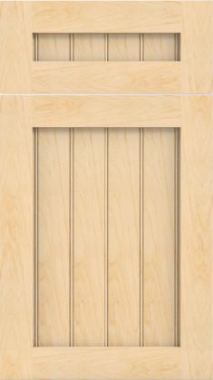 Solid Wood Doors Aurora Bead