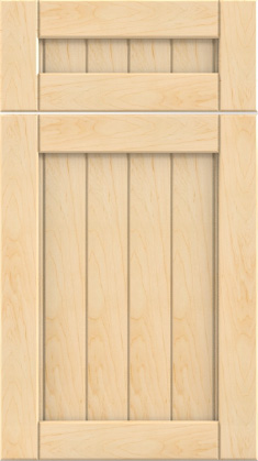 Solid Wood Doors Aurora V