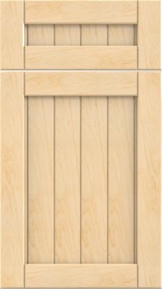 Solid Wood Doors Aurora V