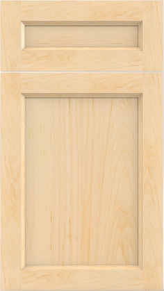 Solid Wood Doors Ogee Butt Joint